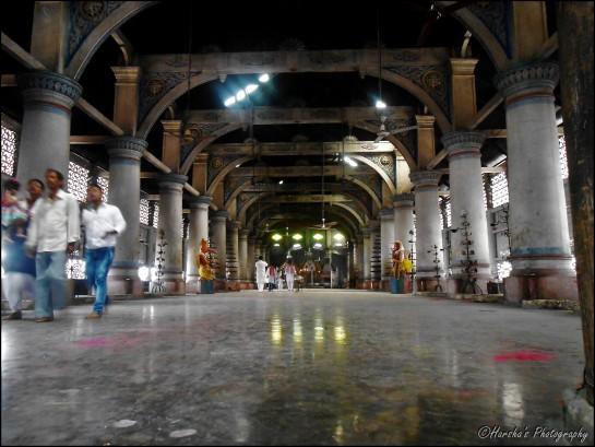 Inside The Satra